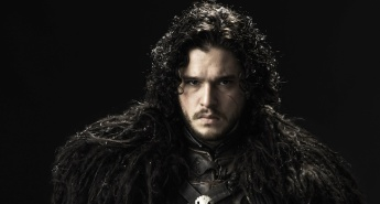 Kit Harington alias Jon Snow dans Game of Thrones