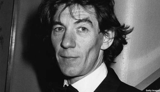 Sir Ian McKellen en 1985